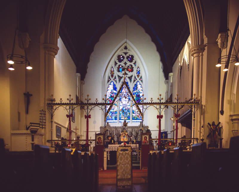 Preparing for the liturgy