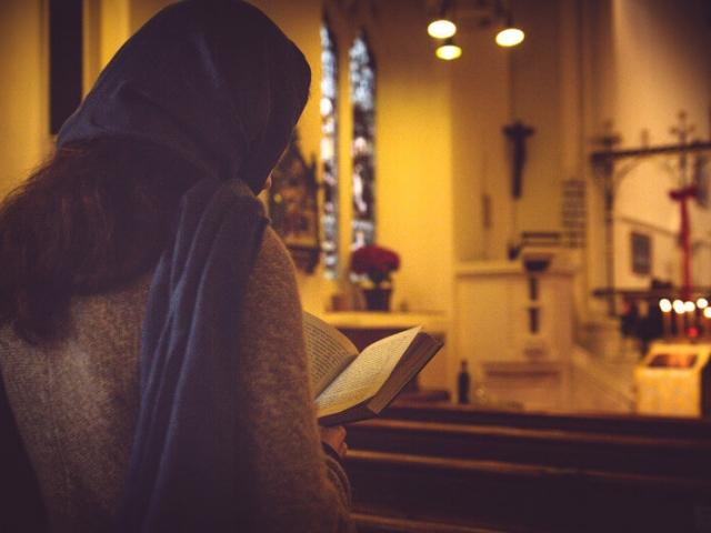 Prayer before the liturgy