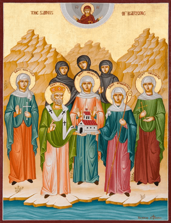 The Saints of Barking